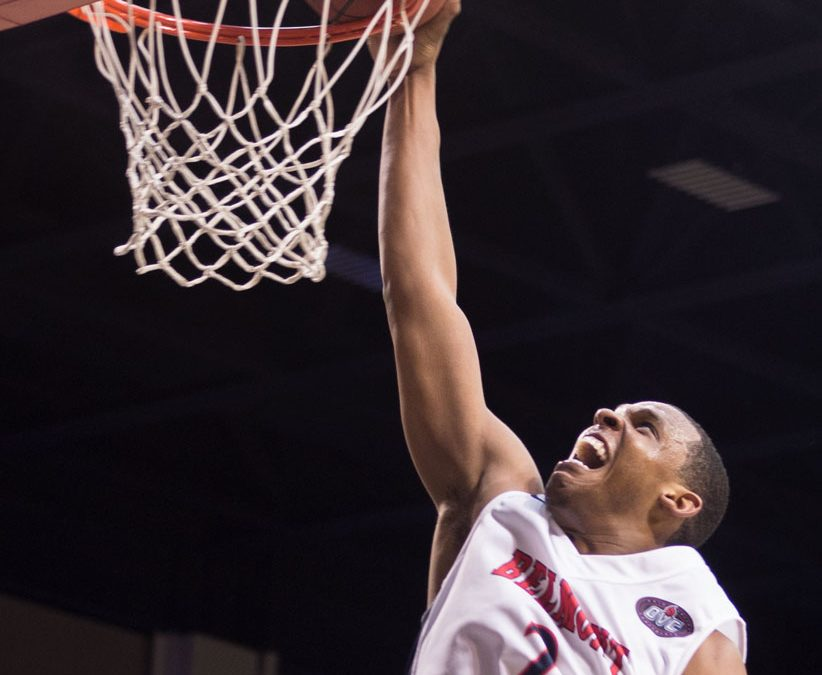 Complete Fight Against Murray State at Belmont Basketball Game